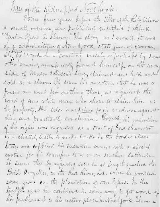Northrup Script